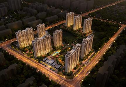 西安网站建设,房地产网站建设案例